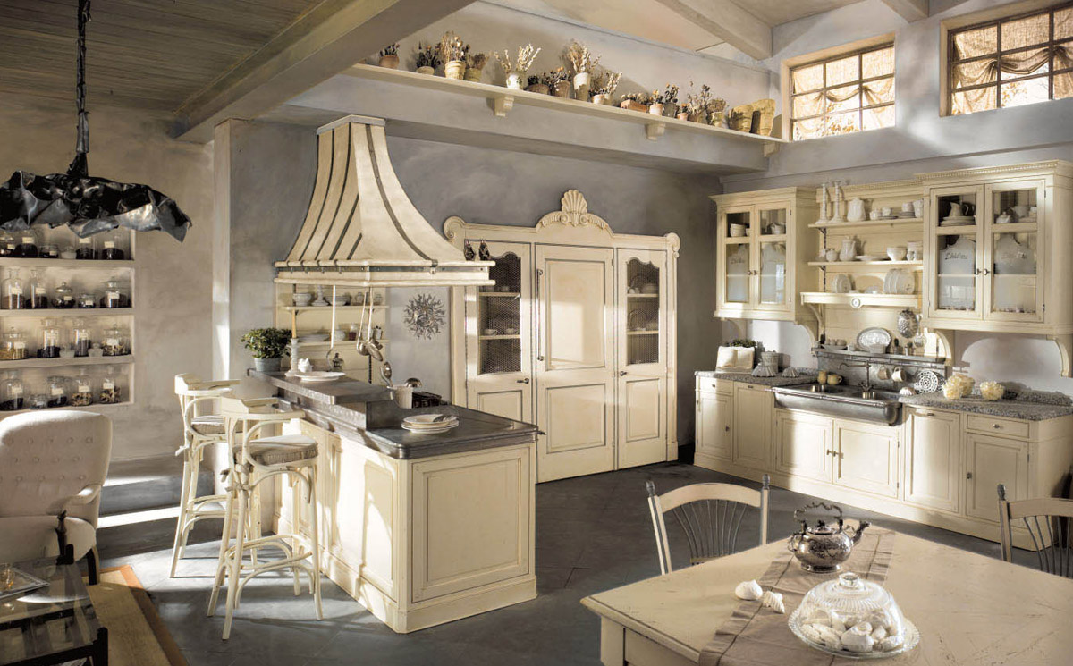 Tende Country Shabby : Tende country shabby chic latest interesting cucine shabby